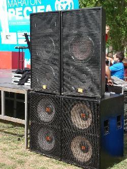 Sonido para eventos JBL Alquiler de Sonido para eventos